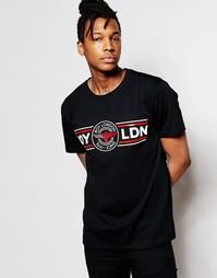 Футболка Boy London LDN - Черный