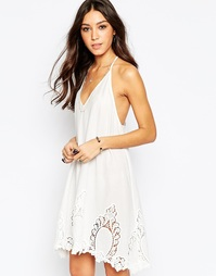Платье-сорочка Free People Livin - Alabaster