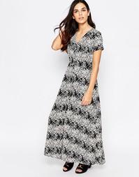 Платье макси с цветочным принтом Poppy Lux Vanessa