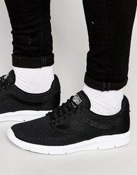 Черные кроссовки Vans Iso 1.5 V4O07LM - Черный