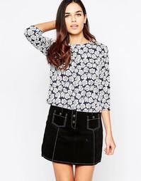 Полосатая блузка Poppy Lux Vida