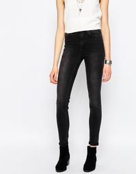 Черные джинсы слим Only - Черный