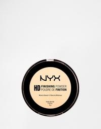 Пудра для завершения макияжа NYX High Definition - Полупрозрачный