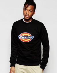 Свитшот с логотипом Dickies - Черный
