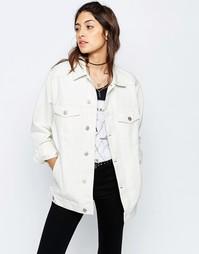 Джинсовая куртка ASOS - Бежевый