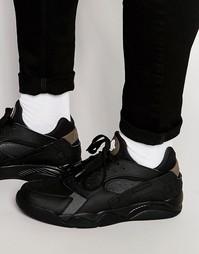 Низкие кроссовки Nike Air Flight Huarache 819847-002 - Черный