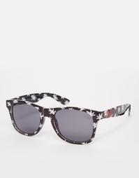 Черные солнцезащитные очки Vans Spicoli 4 VLC0J11 - Черный