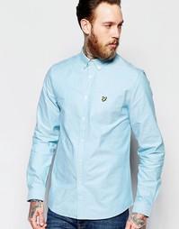 Рубашка Lyle & Scott - Синий