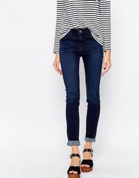 Облегающие джинсы MiH Bon - Garde wash