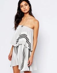 Платье в полоску Faithfull Romy - Cabana stripe