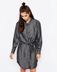 Платье-рубашка Cheap Monday Great - Черный