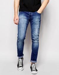 Облегающие джинсы Loyalty & Faith - Синий