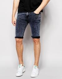 Мраморные джинсы Loyalty & Faith - Черный