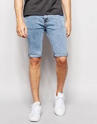 Мраморные джинсы Loyalty & Faith - Синий