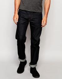 Бесшовные джинсы Lee 101 - Синий