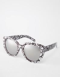 Мраморные солнцезащитные очки Quay Australia St Capri - Мраморный