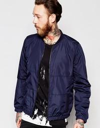 Куртка-пилот Only & Sons - Темно-синий