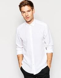 Льняная рубашка Esprit - Белый