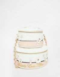 Сумка через плечо ALDO Wedding Cake - Белый комбинированный
