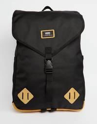 Черный рюкзак Vans Nelson V2TP9BO - Черный