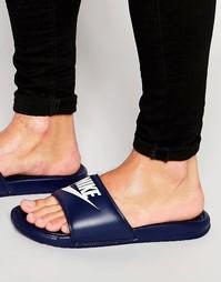 Шлепанцы Nike Benassi Jdi 343880-403 - Синий