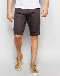 Свободные шорты чиносы Jack & Jones - Серый