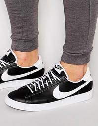 Классические теннисные кроссовки Nike AC 377812-050 - Черный