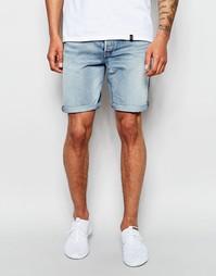 Светлые прямые джинсовые шорты Levi's 501 Paddington - Paddington Levi's®