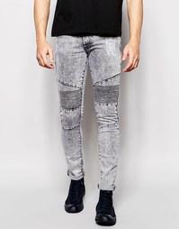 Облегающие джинсы Loyalty & Faith - Серый