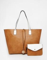 Двусторонняя сумка-шоппер Dune