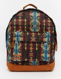 Рюкзак с ацтекским рисунком Mi-Pac - Черный