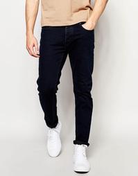 Зауженные джинсы цвета индиго Threadbare Riley - Синий
