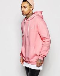 Oversize-худи Illusive London - Розовый