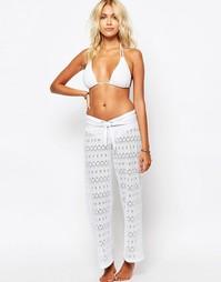 Пляжные брюки Sunseeker - Белый