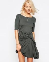 Платье с крученой отделкой Religion Caution - Thyme