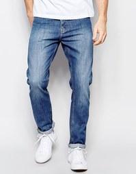 Прямые джинсы Dr Denim Steve - 70s stone