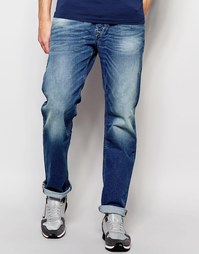 Свободные прямые джинсы Diesel Jeans Waykee 850W