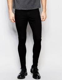 Черные джинсы скинни Cheap Monday - Серый