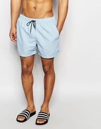 Классические шорты для плавания Selected Homme - Синий