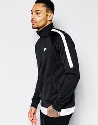 Черная спортивная куртка Nike Tribute 678626-010 - Черный