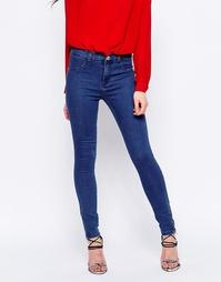 Облегающие джинсы Glamorous - Indigo stonewash