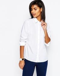 Приталенная рубашка ASOS - Белый