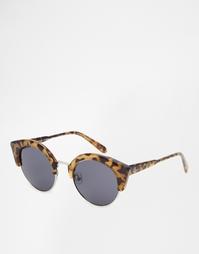 Солнцезащитные очки Cheap Monday - Медовый с черепаховым принтом