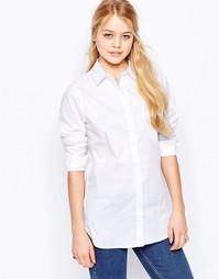 Длинная рубашка Glamorous - Белый