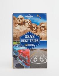 Книга USA Best Road Trips издательства Lonely Planet - Мульти Gifts