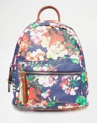 Рюкзак с цветочным принтом Liquorish - Мульти