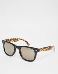 Складные солнцезащитные очки Ruby Rocks - Черный