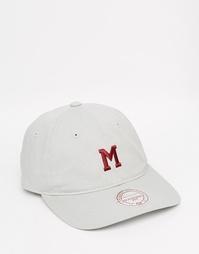 Кепка Mitchell & Ness Chukker Montreal Maroons - Бежевый