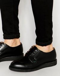 Оксфордские туфли Red Wing Postman - Черный