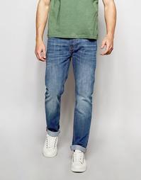 Узкие джинсы винтажного оттенка Bellfield - Синий